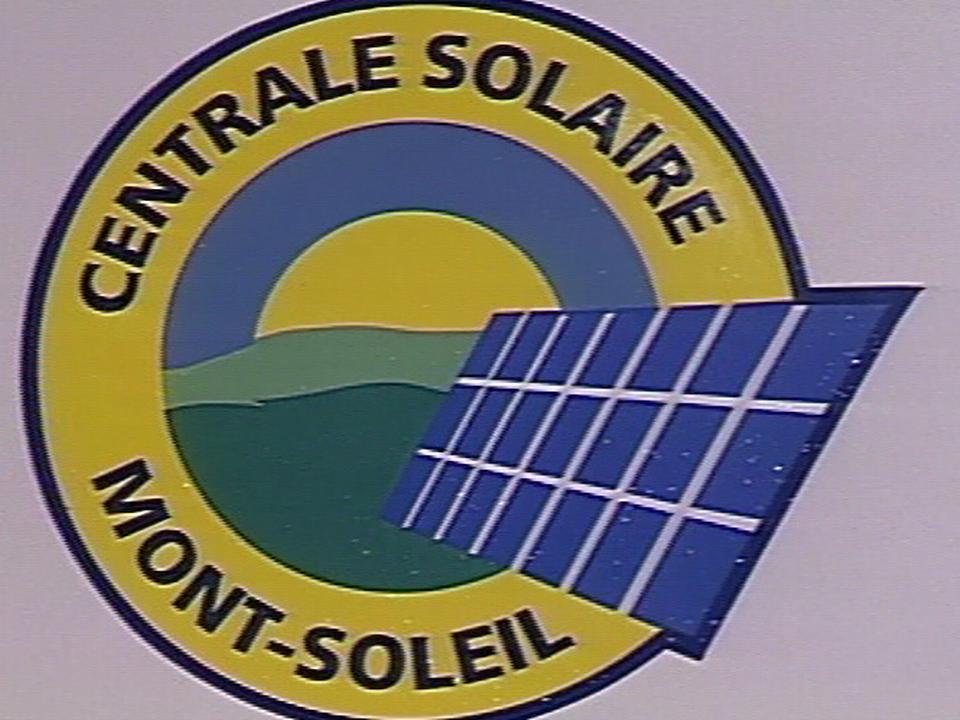 Centrale solaire Mont-Soleil [TSR 1992]
