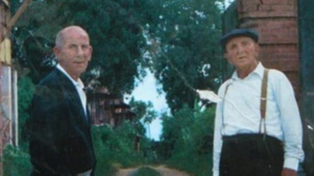 Louis et Arthur Moreau, anciens bagnards