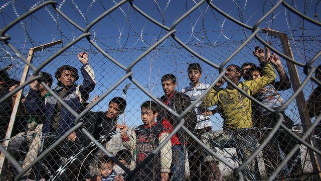 La situation migratoire à la frontière gréco-turque devrait être au centre des débats. [NIKOS ARVANITIDIS   - Keystone]