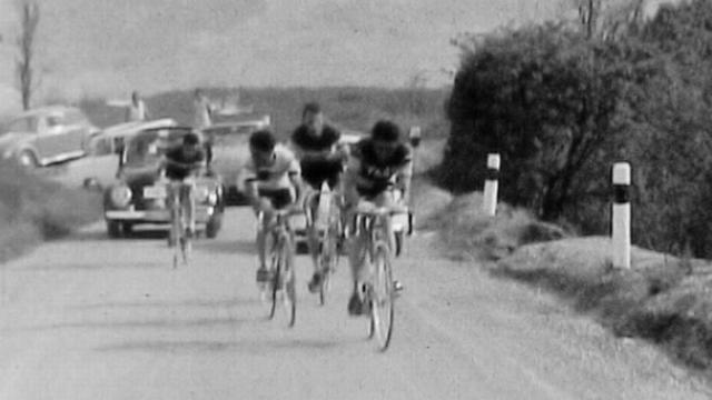 Tour de Romandie en 1964. [RTS]