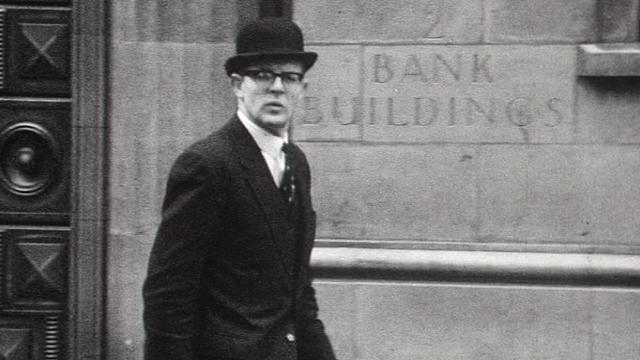 Week-end à Londres en 1966 [TSR 1966]