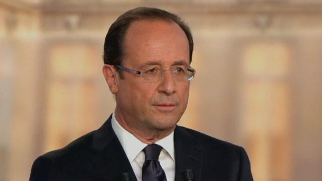 Offensive de F. Hollande sur le bilan de N. Sarkozy