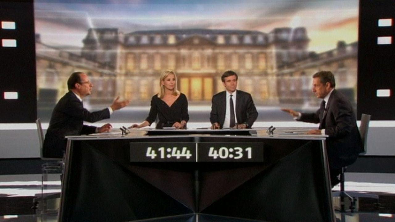 Séquences choisies - Le débat Hollande-Sarkozy