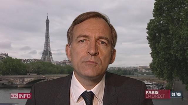 France/Présidentielle 2012: les précisions de Jean-Philippe Schaller