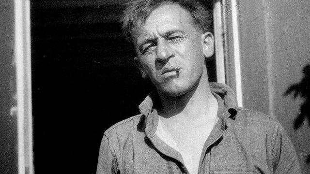 Blaise Cendrars (1887-1961). [Roger-Viollet / AFP]