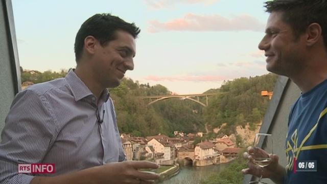 France/Présidentielle 2012: portrait croisé de deux Français vivant en Suisse et ayant chacun son favori