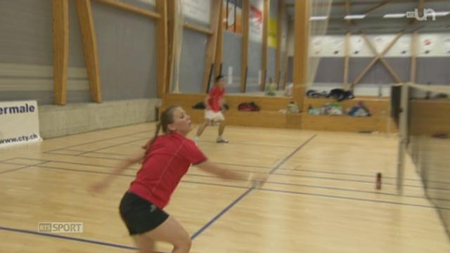Le mag: le badminton devient de plus en plus populaire en Suisse