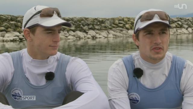 Aviron / JO de Londres: les frères Maillefer ont de fortes chances de participer aux JO de Londres pour la Suisse