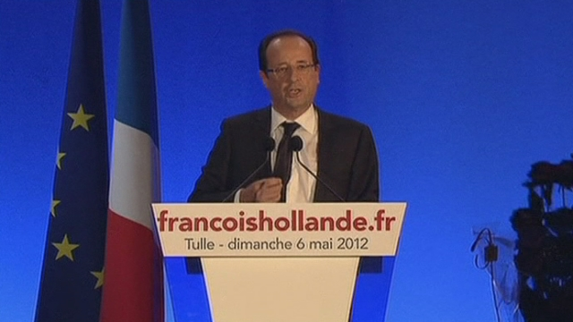 La déclaration de François Hollande