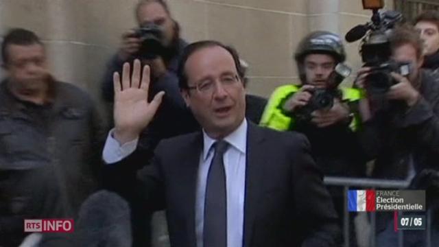 Présidentielle française/Victoire de François Hollande: retour sur le premier jour de travail du président fraîchement élu