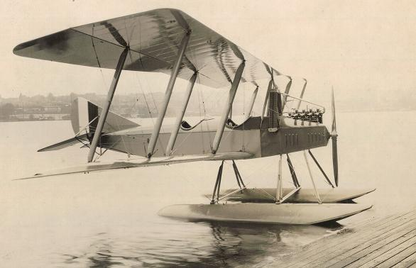 boeing model 1 seaplane - photo #12