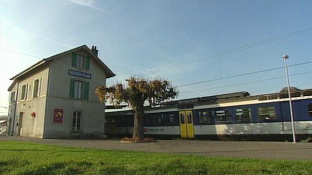 Une petite gare de campagne [TSR 1996]
