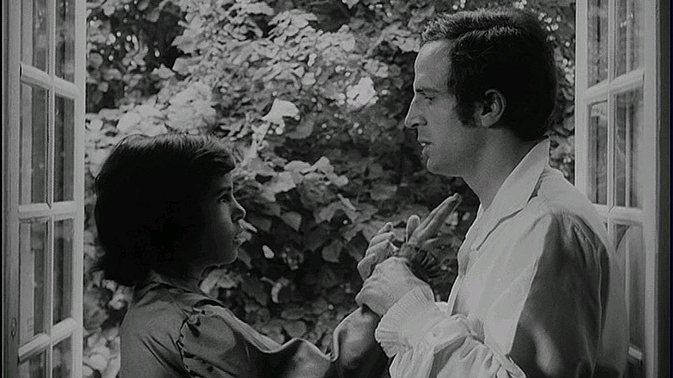 """L'enfant sauvage"", film de F. Truffaut"