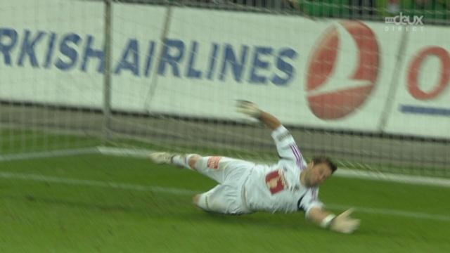 Lucerne - Bâle (1-1). La Coupe se joue aux tirs au but. Bâle l'emporte 4-2!