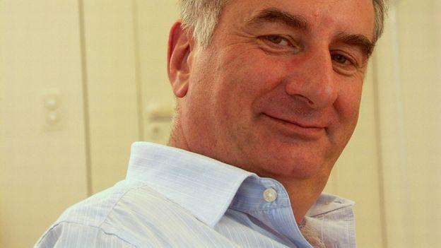 Hervé Klopfenstein dirige l'OSG au Victoria Hall