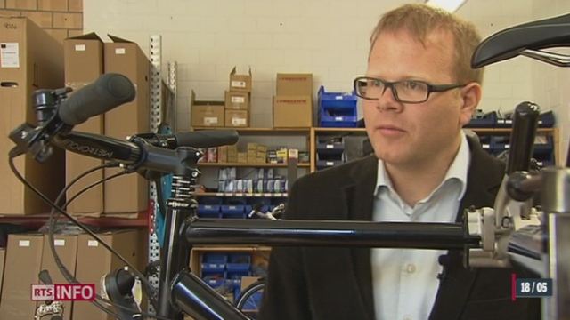 L'armée suisse va acheter un nouveau vélo pour ses troupes