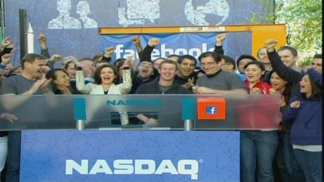 Séquences choisies - Facebook entre en bourse