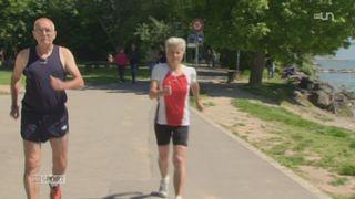 Le Mag: reportage sur la marche, discipline peu connue des prochains Jeux olympiques