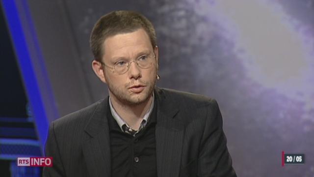Réseau de renseignements démantelé: l'analyse avec Yves Steiner, auteur de l'enquête