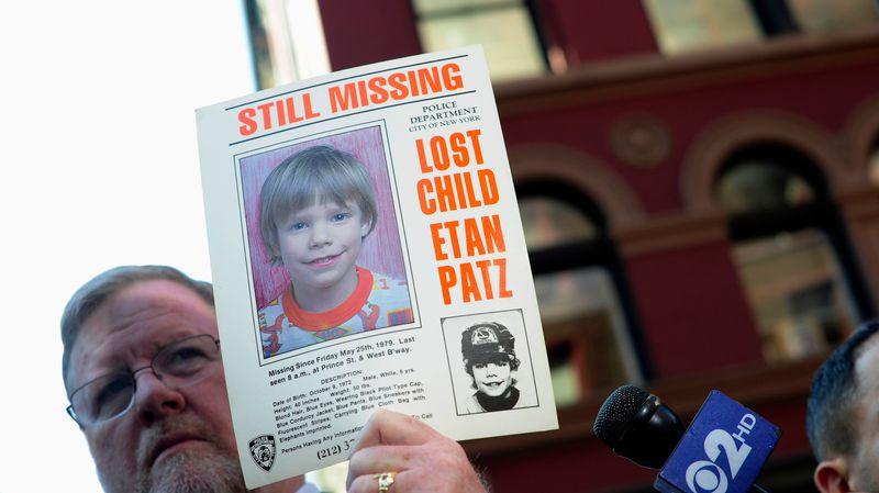 Un Homme Arrete Pour Le Meurtre D Un Enfant Disparu A New