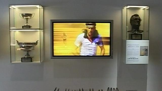Le Musée de Roland Garros [TSR 2003]