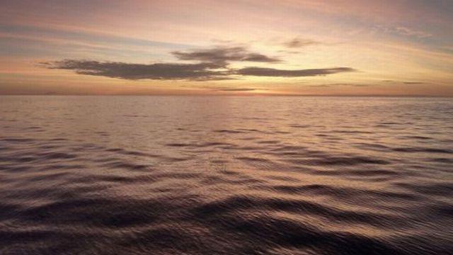 Le niveau moyen des mers du globe a augmenté en moyenne de 1,8 millimètre par an entre 1961 à 2003. [AFP]