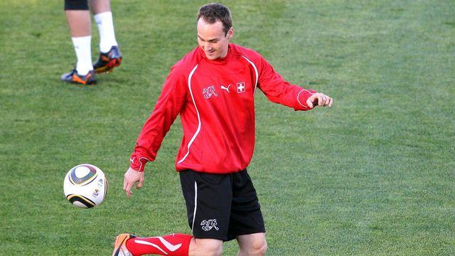 En club, von Bergen sort d'une bonne saison dans un contexte difficile dans la mesure où le Cesena était déjà pratiquement relégué en février. [CARL FOURIE  - Keystone]