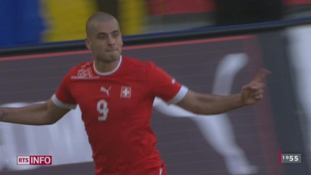 Football / match amical Suisse-Allemagne (5-3): retour sur la victoire historique de l'équipe nationale avec Jean-Francois Develey