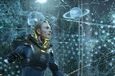 Une scène du film Prometheus. [prometheus-movie.com]