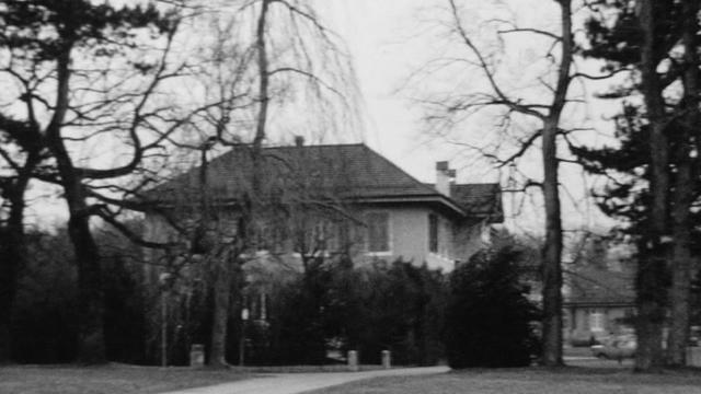 Hôpital psychiatrique de Bel air  [TSR 1971]