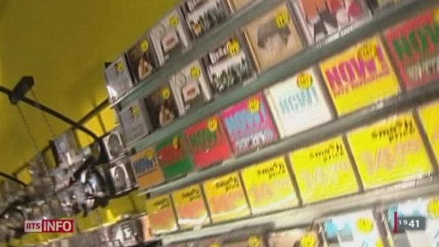 Internet et le téléchargement bouleversent les habitudes de consommation musicale