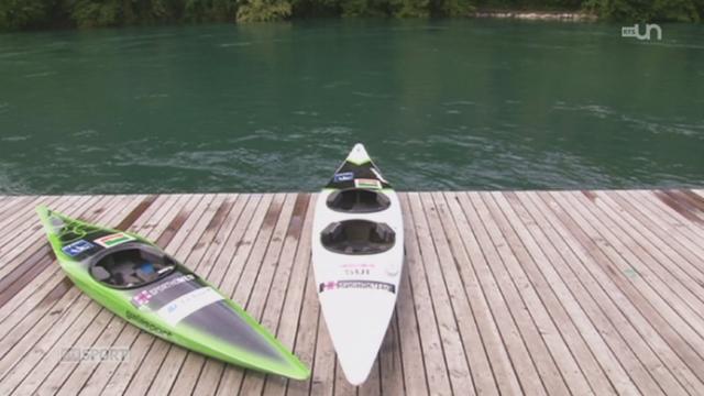Le Mag: découverte du canoë et du kayak