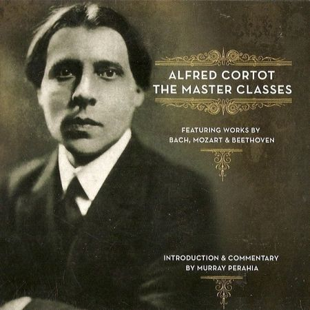 Alfred Cortot The Master Classes (Sony Classical 2006)