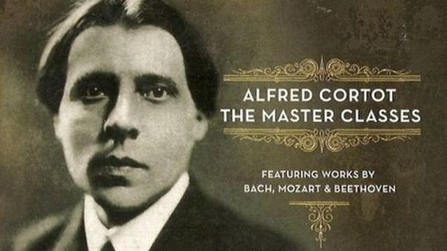 Alfred Cortot The Master Classes (Sony Classical 2006) [Sony Classical]