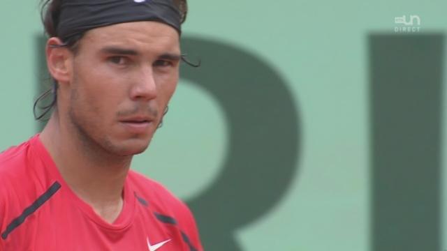 Nadal - Djokovic / Finale: Nadal remporte finalement cette 1ère manche 6-4