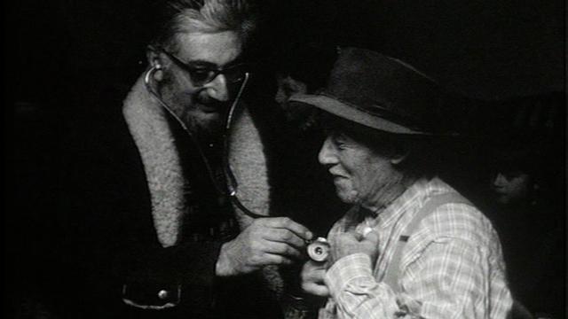 Le Docteur B., médecin de campagne. Un film d'Alain Tanner. [RTS]
