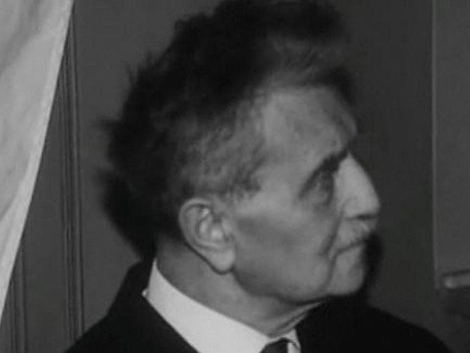 Louis Lude en 1967. [RTS]