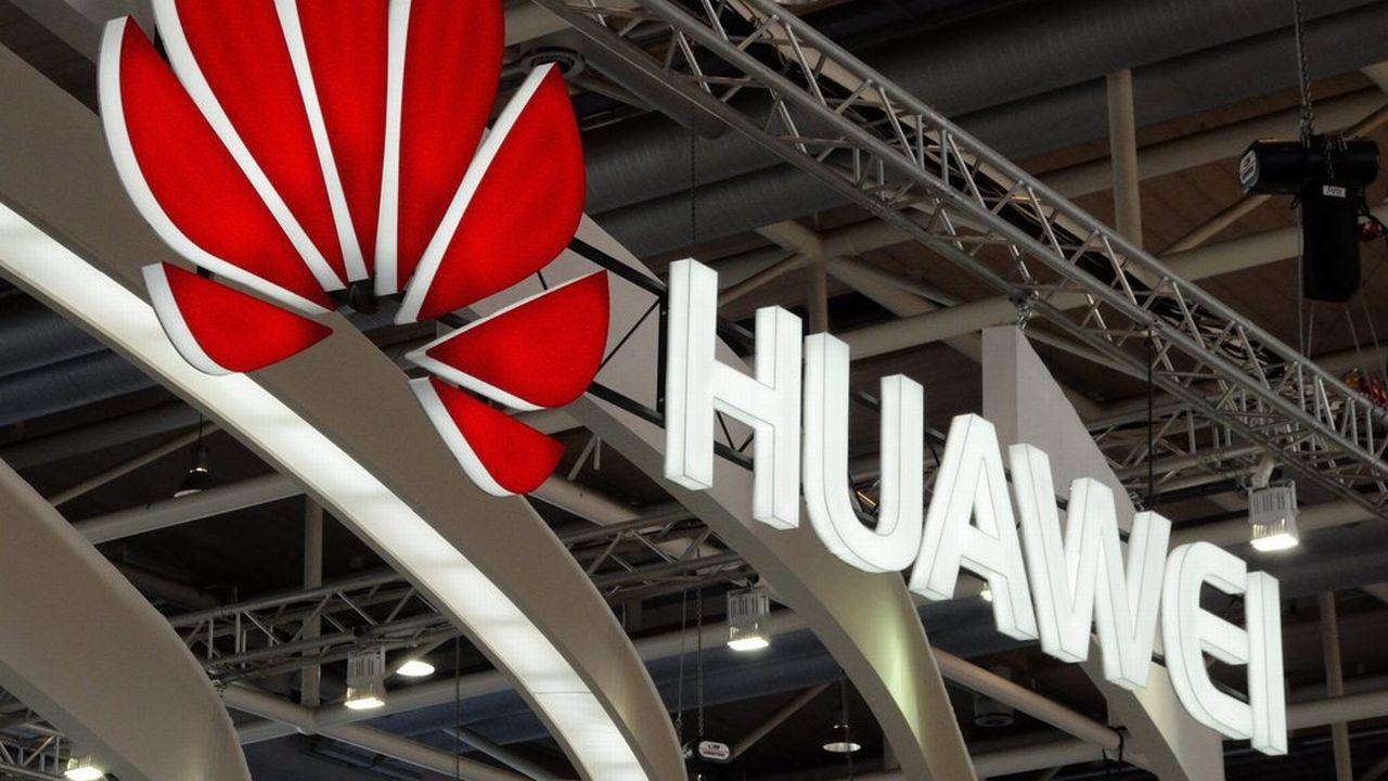 Le géant chinois Huawei est accusé d'espionnage aux Etats-Unis. [Keystone]