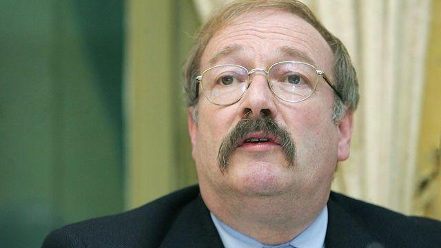 Jérôme Sobel, président de l'association EXIT ADMD Suisse Romande. [Magali Girardin]