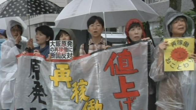 Séquences choisies - Redémarrage nucléaire au Japon