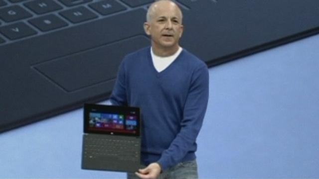 Séquences choisies - La tablette de Microsoft