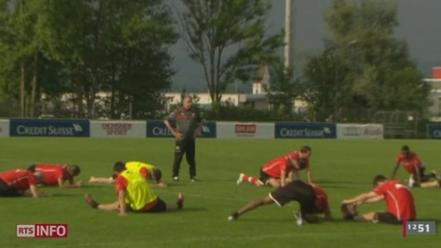 Samedi à 18h, l'équipe de Suisse de football accueille l'Allemagne pour une rencontre de prestige