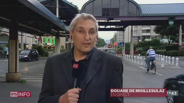 Arrestation de dizaines de Roms à la frontière franco-suisse: les précisions de Joël Boissard