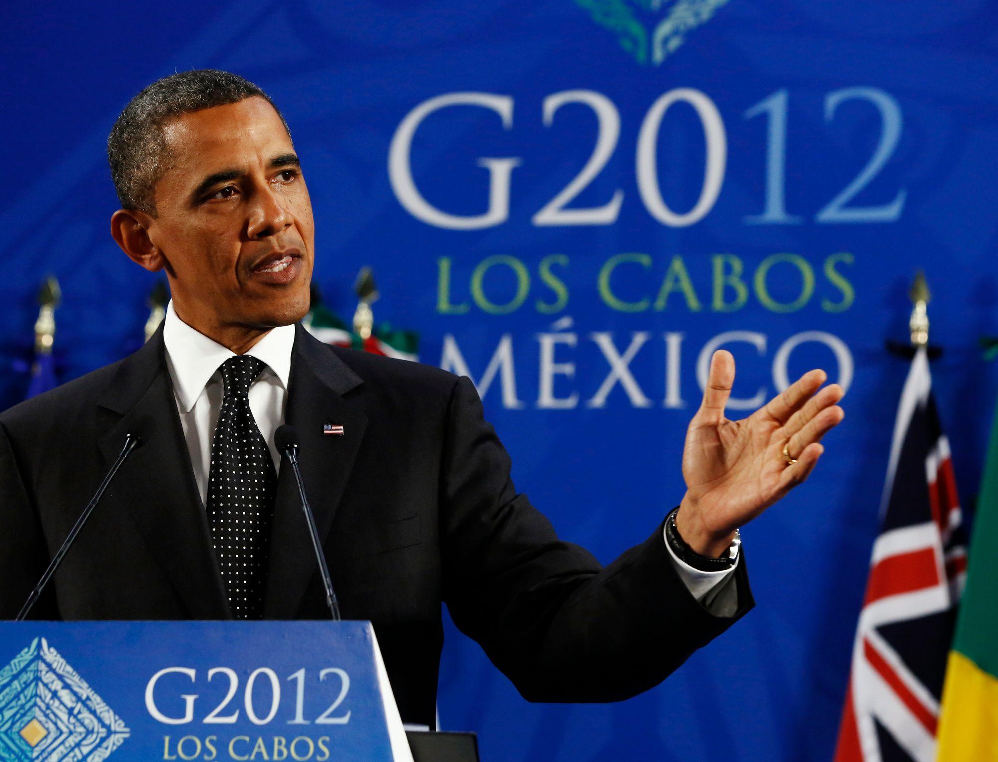 Rencontre g20