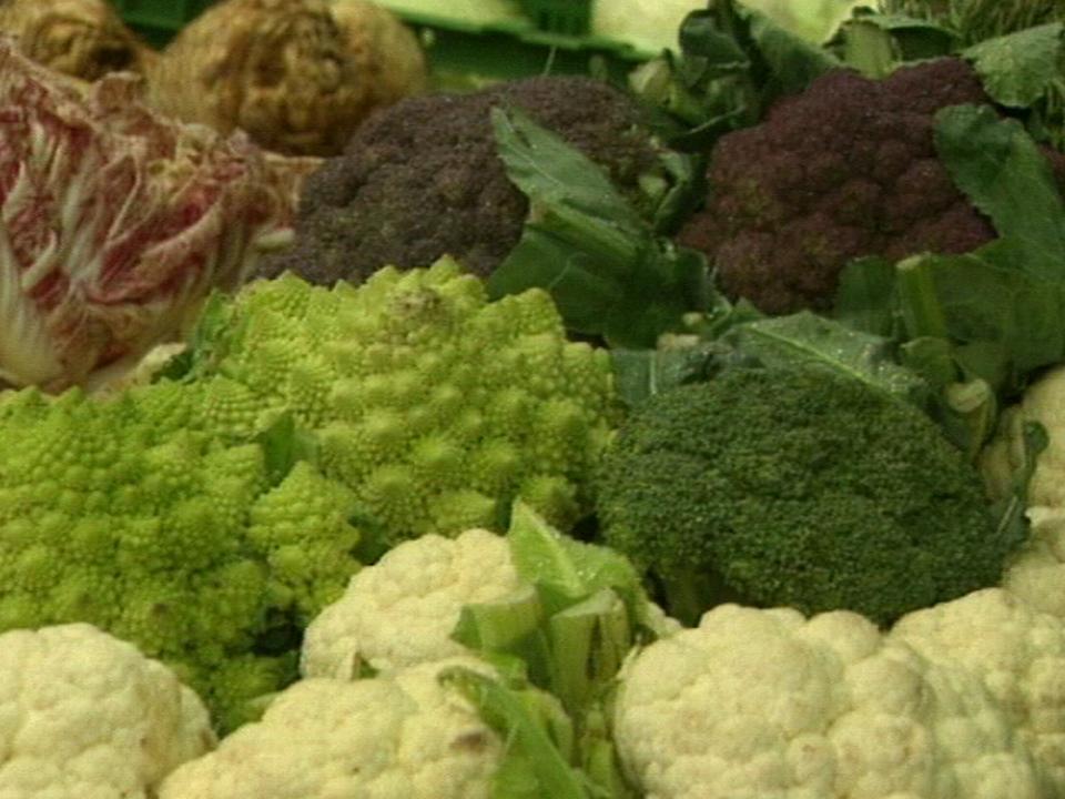 Légumes du marché [TSR 1997]