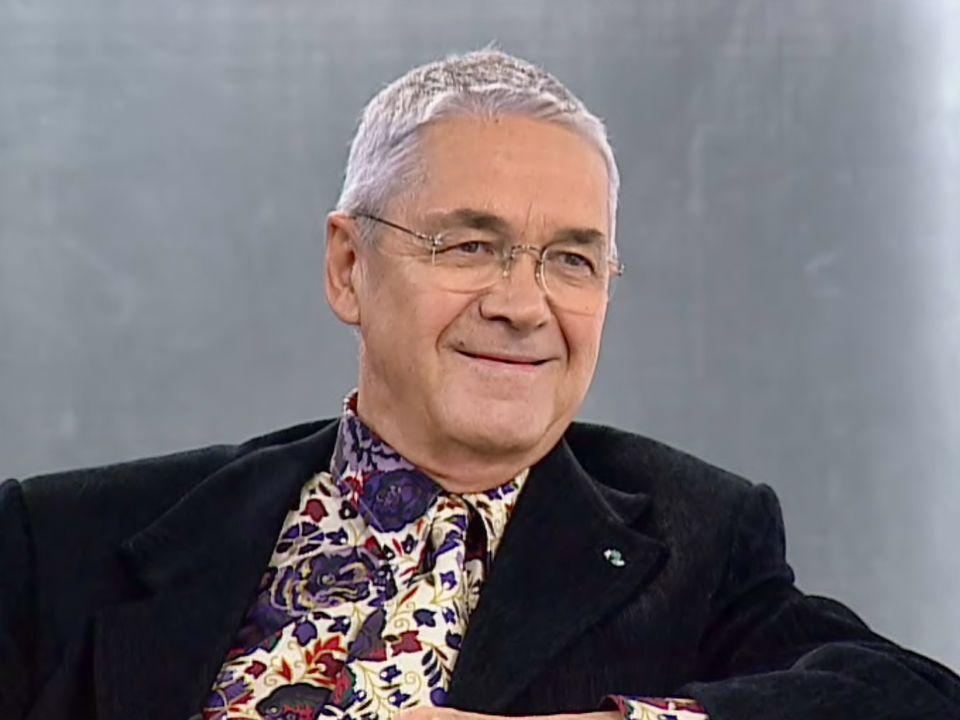 Claude Nobs dans Pardonnez-moi en 2007. [RTS]