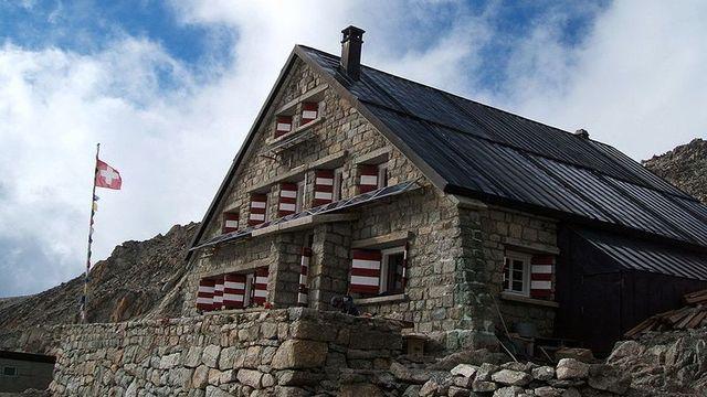Cabane du Trient [Wikimedia, Poschi 2007]