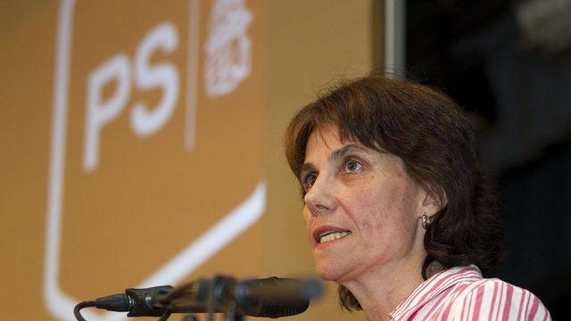 Manuel Tornare ne digère toujours pas la défaite cuisante de la candidate socialiste au Conseil d'Etat, Anne Emery-Torracinta. [Salvatore Di Nolfi - Keystone]