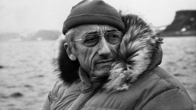 Jacques-Yves Cousteau. [AFP]
