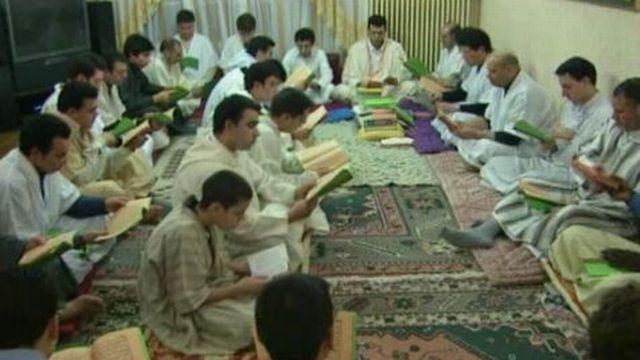 Voie mystique de l'Islam [TSR]